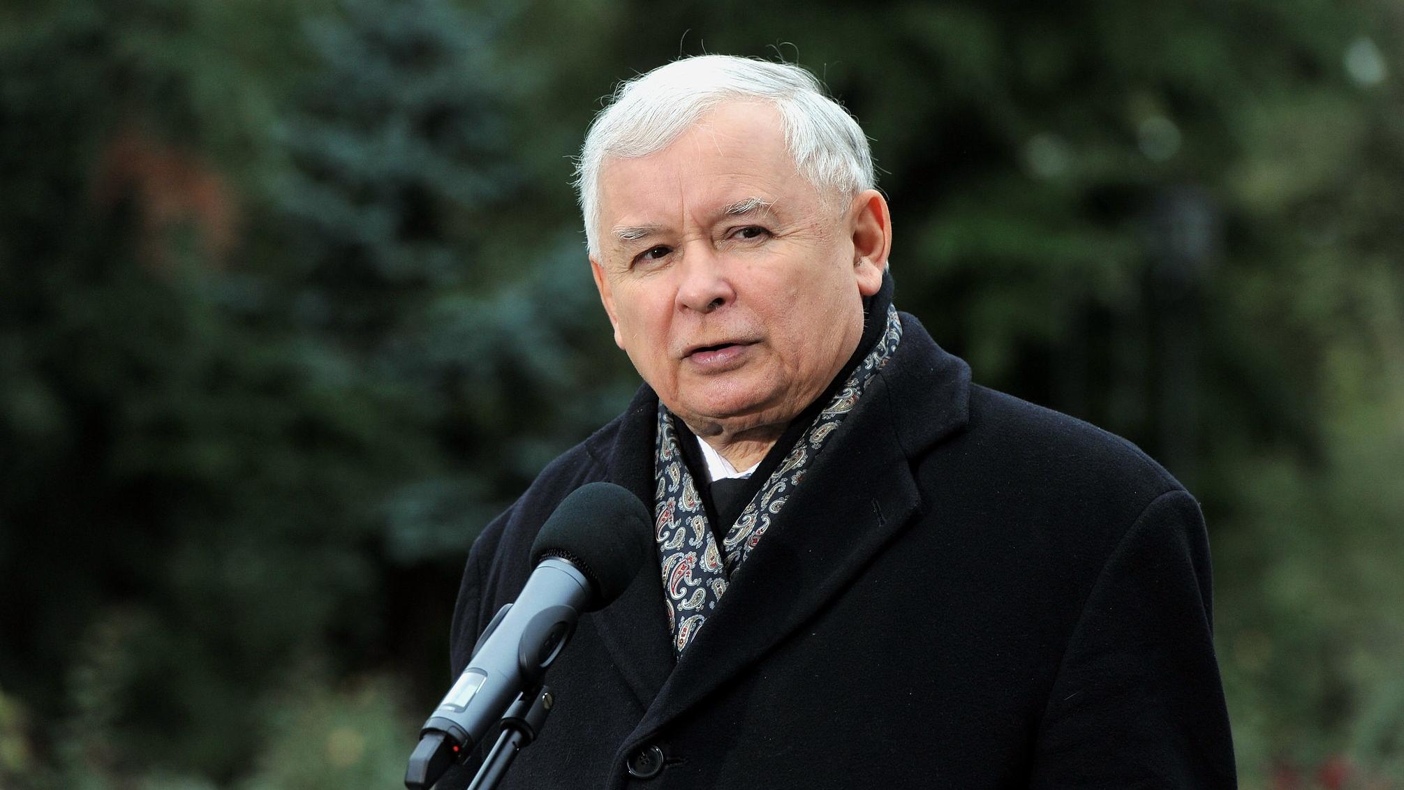 """""""Jedna z bardziej żywiołowych reakcji prezesa"""". Kaczyński wściekły na posłankę PiS"""