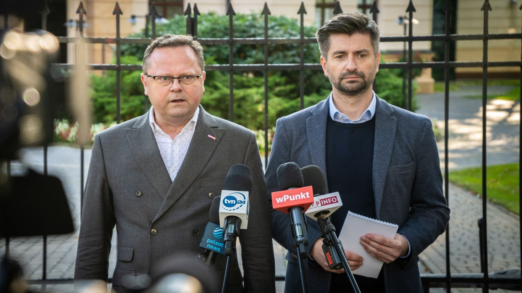 Lewica apeluje do Morawieckiego o wycofanie wniosku z Trybunału Przyłębskiej