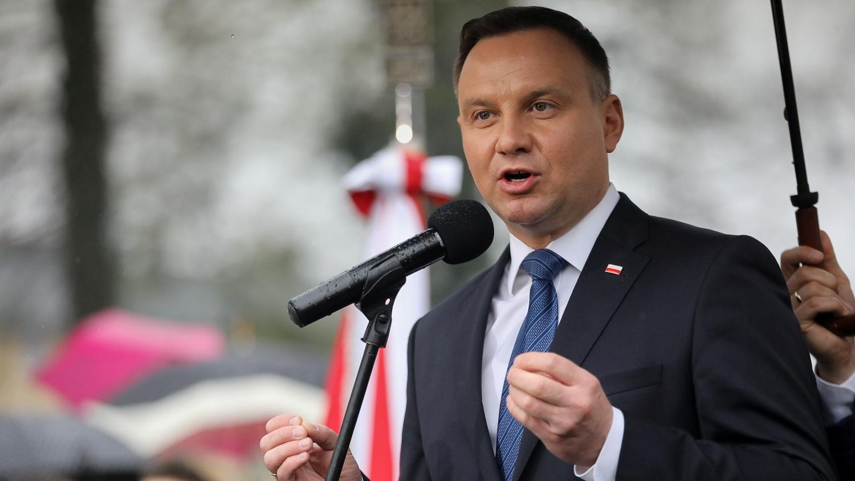 Prezydent Duda w Austrii: To instytucje europejskie atakują polskie władze i państwo