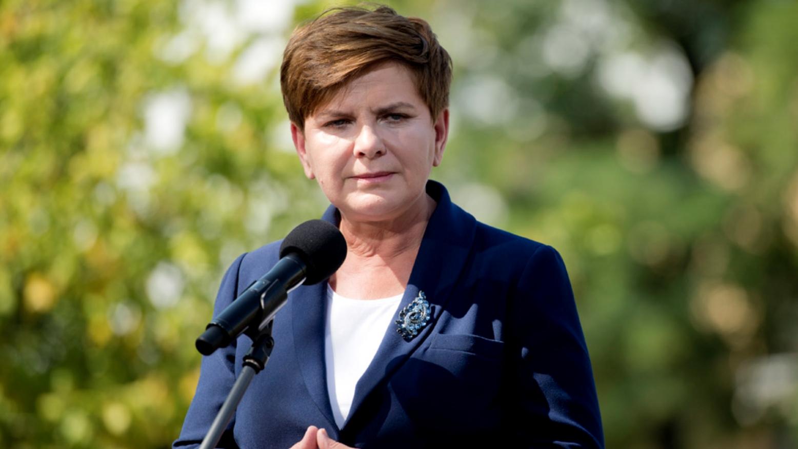 Beata Szydło: Wielu chciałoby żyć w tak praworządnym kraju