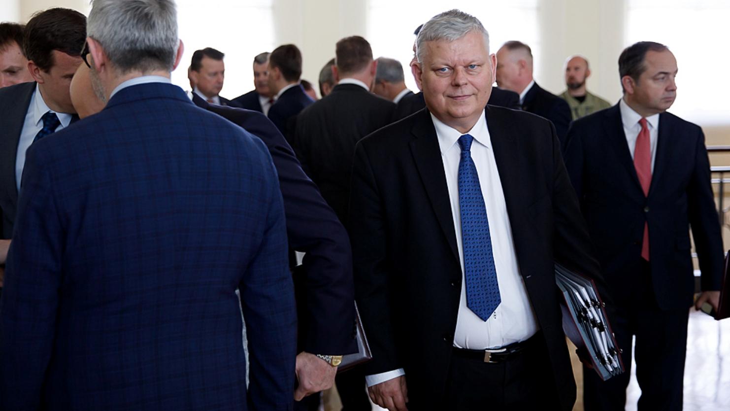 Suski: Spodziewam się najgorszego po Łukaszence, zwłoki mogą zostać podrzucone