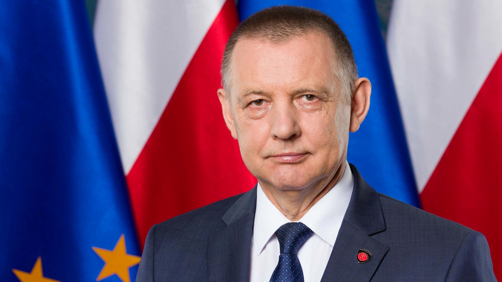 """Marian Banaś szantażuje PiS? """"Jest nagranie o tematach trudnych dla rządzących"""""""