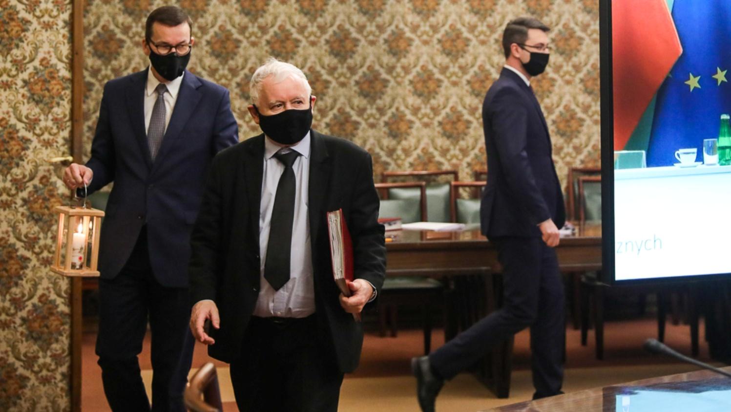 Kaczyński ogłosił nowych ministrów. Wsród nich m.in poseł niezrzeszony