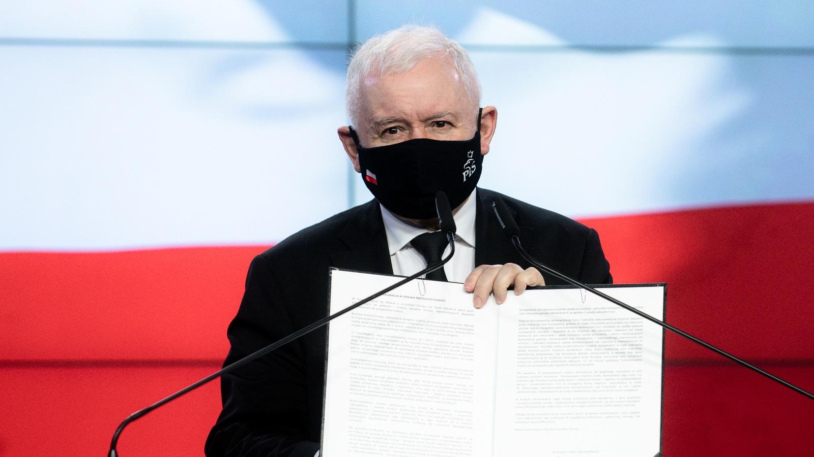 [PILNE] Kaczyński znów będzie szeregowym posłem. Podano datę jego odejścia z rządu