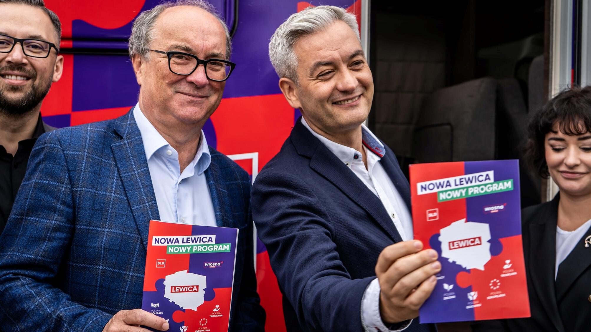 Czarzasty: Spodziewam się, że Lewica w Polsce zacznie rosnąć w siłę