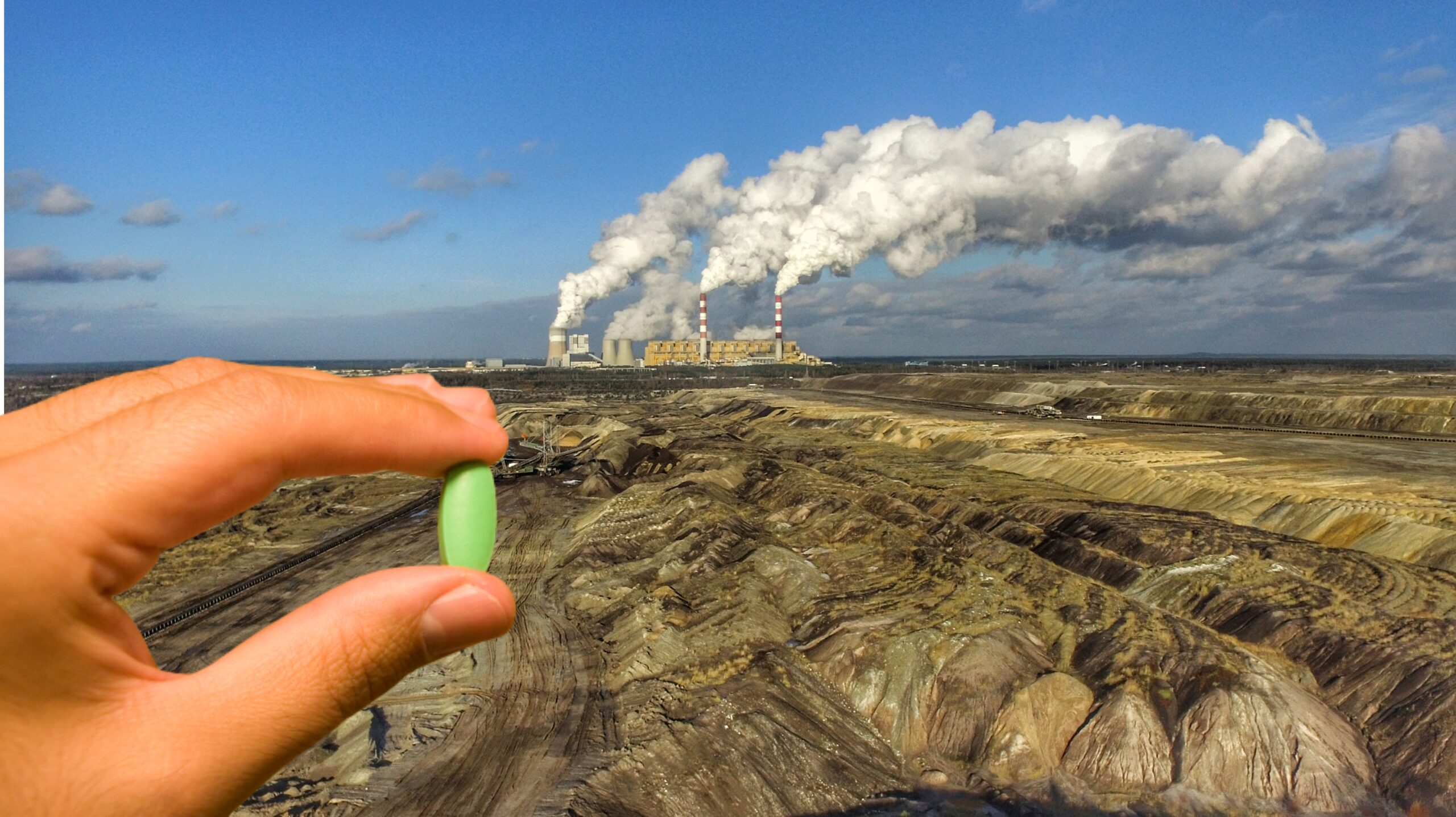 Zielona pigułka dla chorej gospodarki