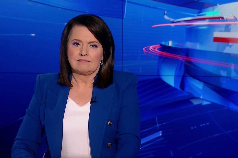 """Zmiany w TVP. Danuta Holecka będzie gospodynią poradnika medycznego i """"Echa dnia"""""""