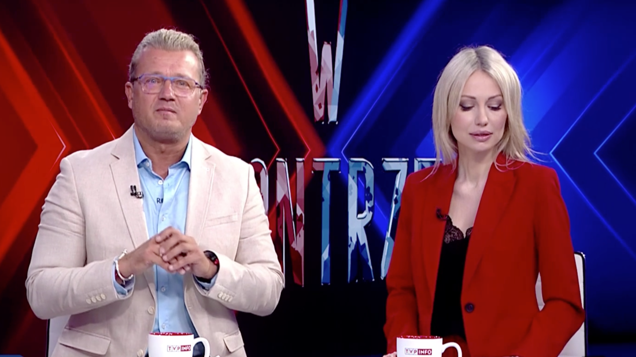 [WIDEO] Wpadka Jakimowicza. Chciał wyśmiać TVN, ale niechcący ośmieszył TVP