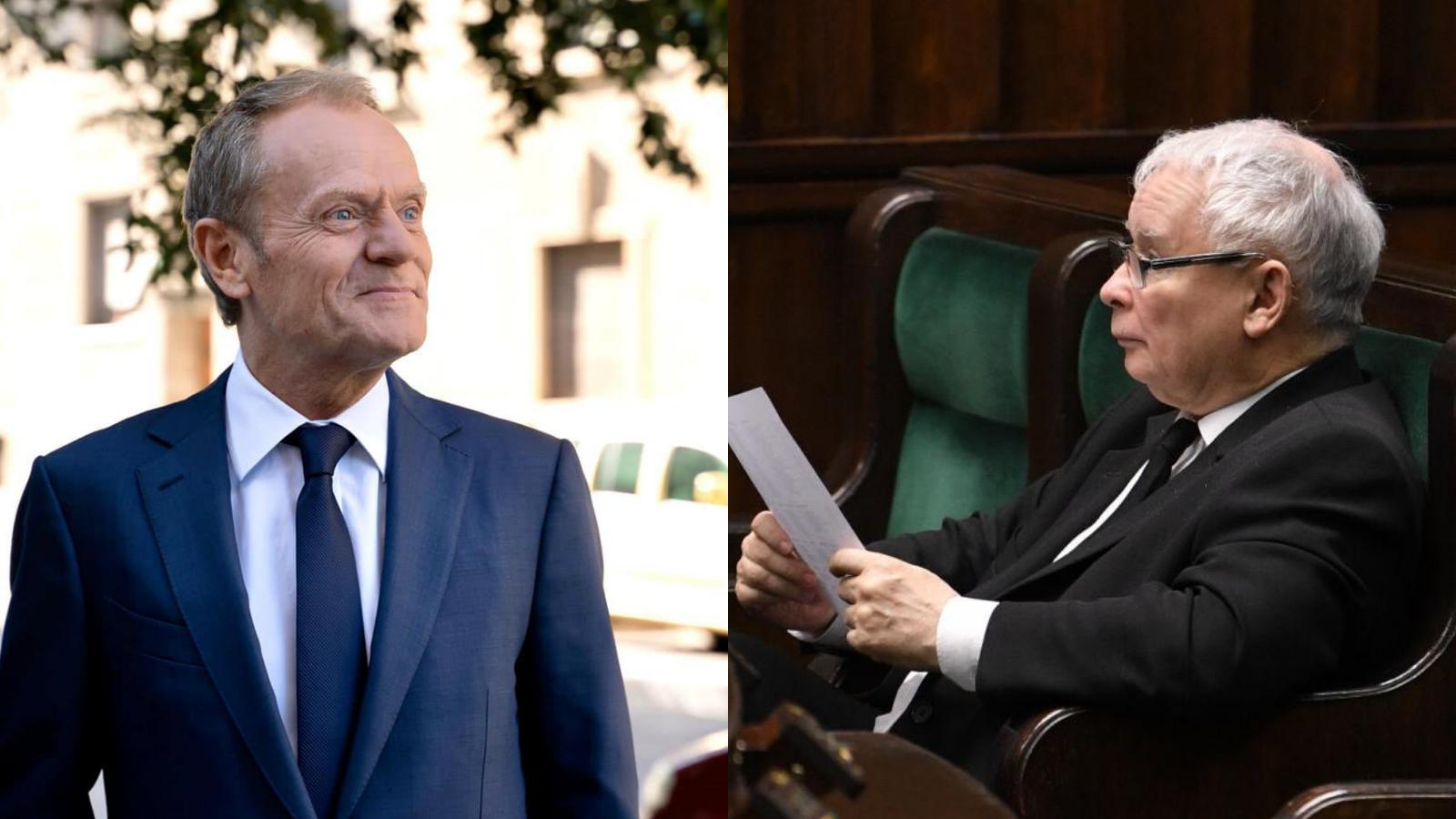 PO zmieni konstytucję z PiS? Tusk: Składamy projekt zmiany konsytucji
