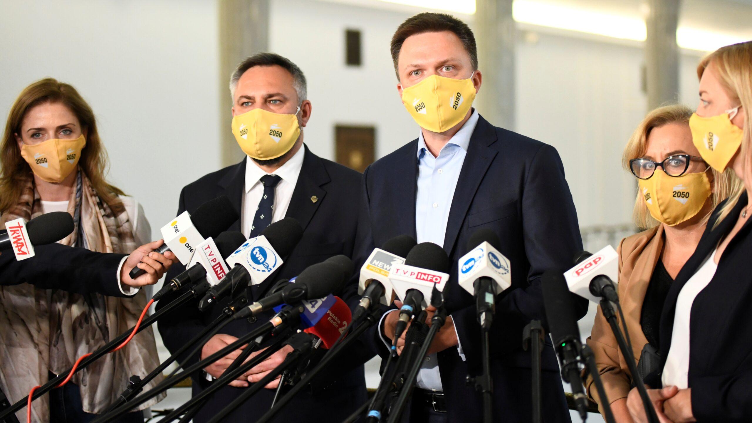 Szymon Hołownia z problemami. Komitet musi oddać ponad 200 tys. zł