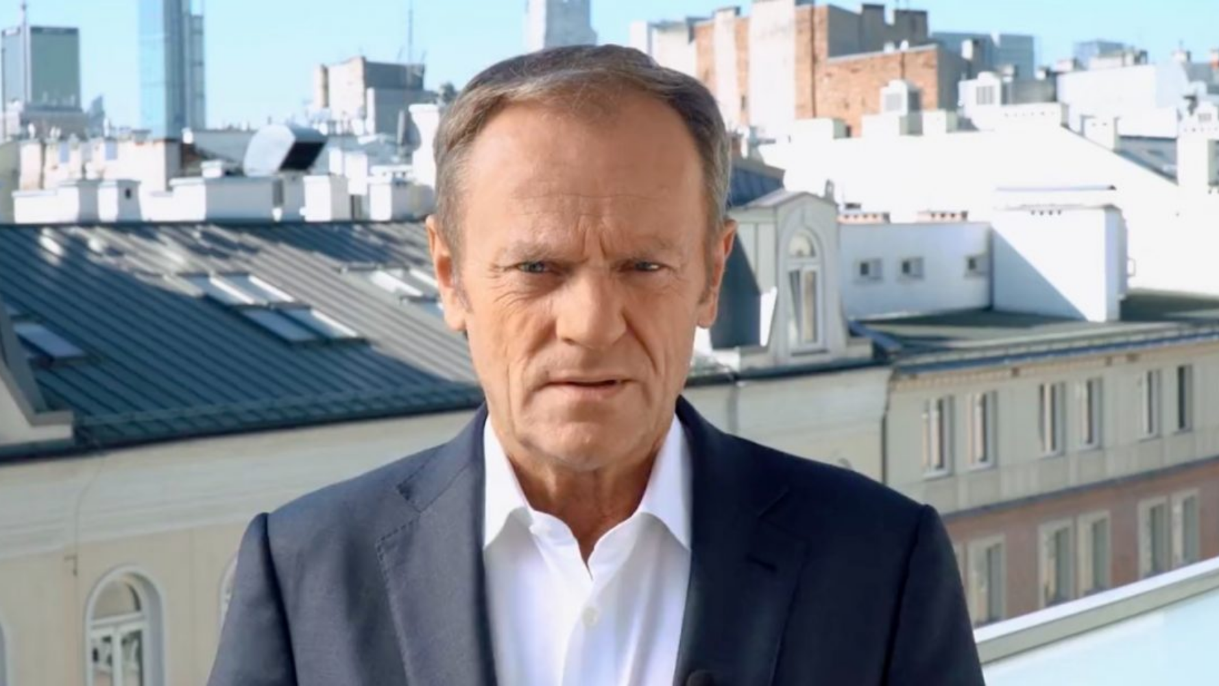 [WIDEO] Tusk wzywa Polaków do mobilizacji: Musimy ratować kraj