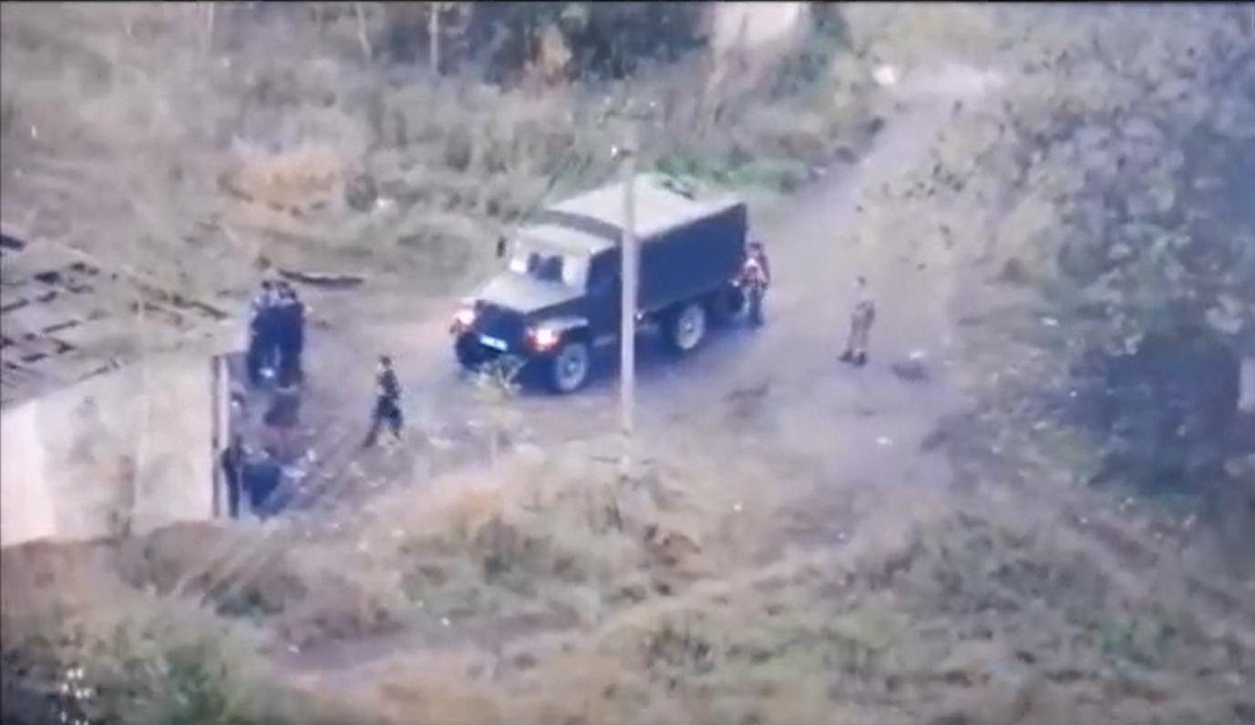 Strzały przy granicy z Białorusią? Straż Graniczna nie ma złudzeń